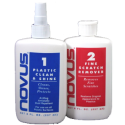 Novus 1 and 2 Cleaner Polish and Scratch Remover
